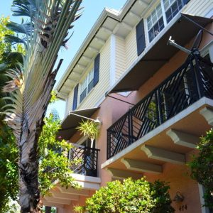 East Village Townhouse in Flagler Village
