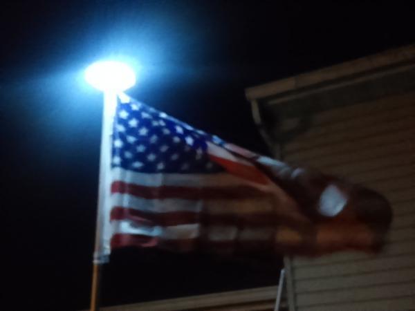 Flag Pole Led Lights