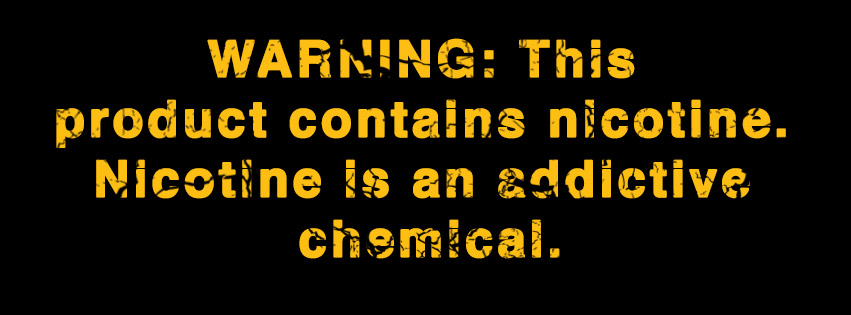 2018 FDA Warning Label Update…