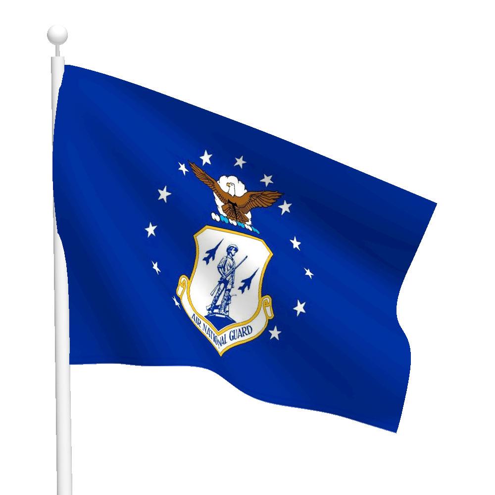 Flag National Guard Case Air