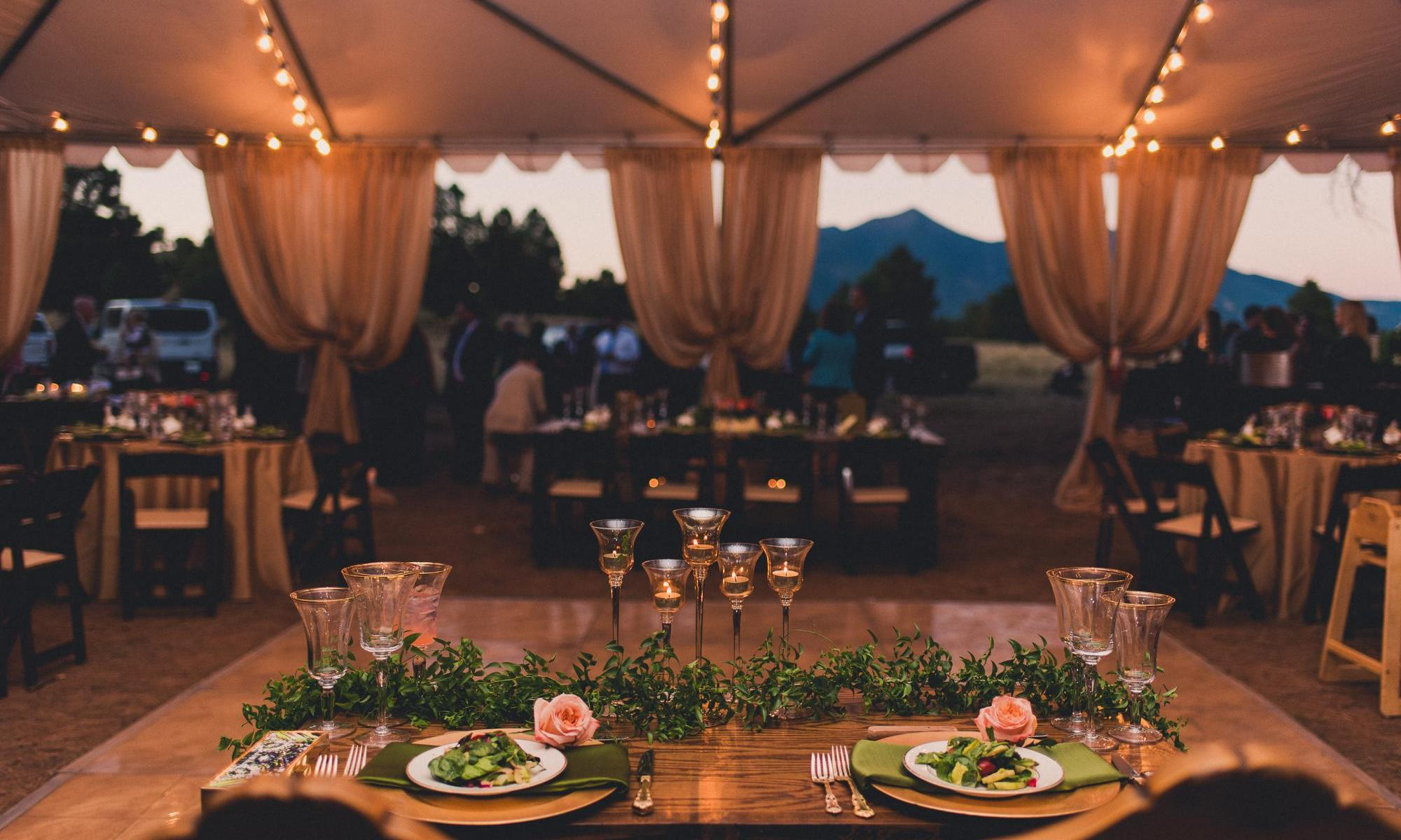 flagstaff wedding packages forest wedding outdoor