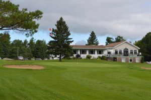 The Prescott Golf Club, 18th hole approach