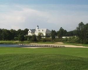 18th hole, Eagle Creek GC (Photo: Joe McLean)