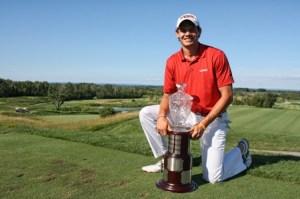 Stephane Dubois (File photo, 2013 Ontario Men's Amateur, Golf Ontario)