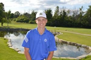 2016 OVGA Junior Match Champion Brendan Huffner