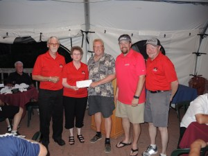 The 2016 Metcalfe Charity Classic raised $13,000 for the Osgoode Care Centre