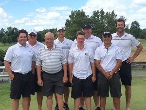 2016 St. Lawrence District Champions from Cataraqui Golf & Country Club (Photo: Cataraqui Golf & Country Club/Twitter)