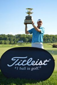 Dave McDonald repeats at the Titleist/FootJoy PGA of Ottawa Zone Championship on the Flagstick.com Players Tour
