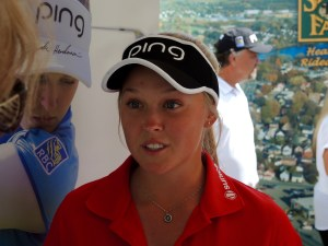Brooke Henderson (Photo: Scott MacLeod)