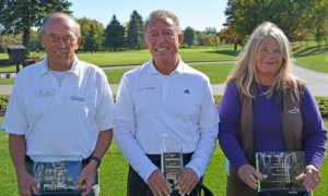 Golf Ontario volunteers were recognized at the annual Volunteer Appreciation Day (Photo: Darren Matte, Golf Ontario)