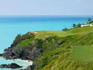 Hole #16, Port Royal GC, Bermuda