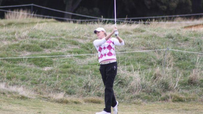Maude-Aimee Leblanc Closes In On First LPGA Top Ten | Flagstick.com