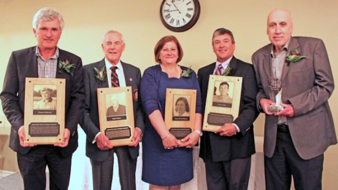 ontario golf hall of fame welcomes 2017 inductees flagstick com