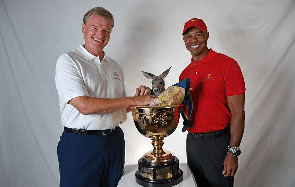 Woods And Els Named 2019 Presidents Cup Captains Flagstick Com