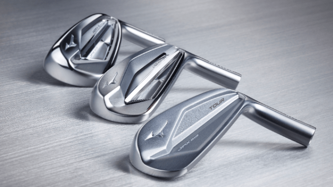 1a4a18c5eb53 Mizuno Slides Back Curtain On New JPX919 Series Irons | Flagstick.com