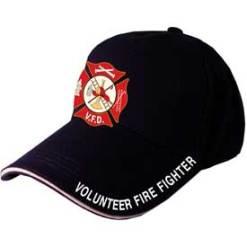 Volunteer Fire Fighter Cap
