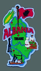 albania-country-magnet