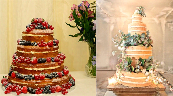 Wedding Cake Ideas   Flair Boston   Wedding Dresses in Boston MA     We LOVE the berries on this pretty cake we found on hitched co uk