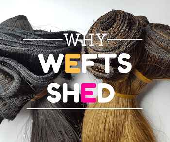 Why Wefts Shed?