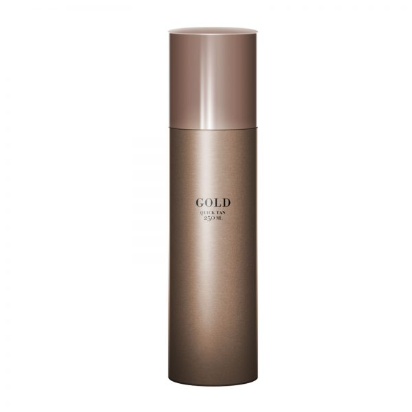 Gold Quick Tan - quick self-tanner lotion 250 ml