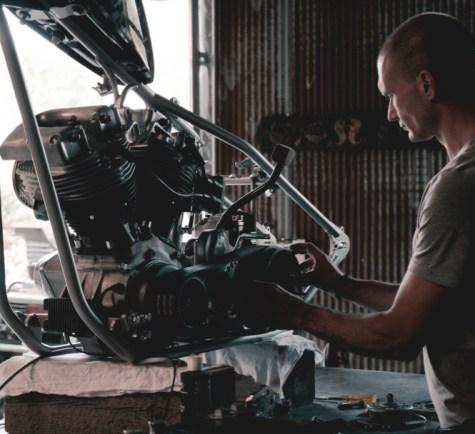 moto mecanico
