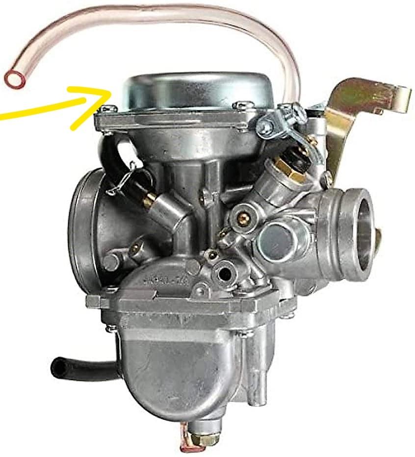 carburador de diafragma