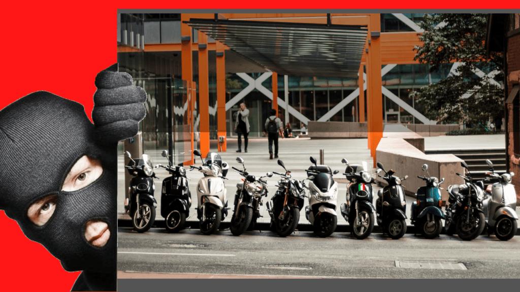 que no roben tu moto