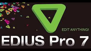 Edius Pro 7 Crack