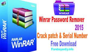 Winrar Password Remover 2015