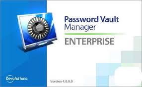 Password Vault Manager EnterPrise 6.5