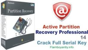 Active Partition Recovery Professional 14