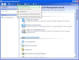 Acronis Backup Advanced Workstation Server