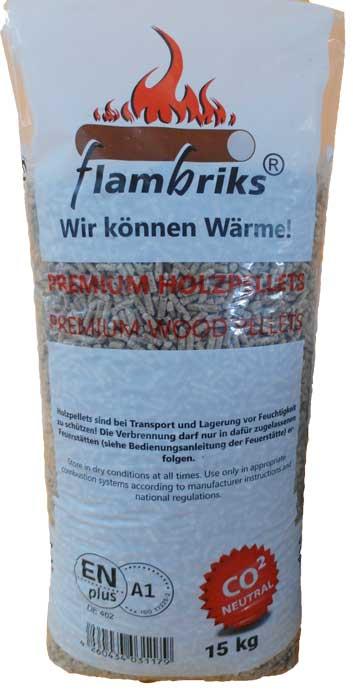 flambriks Holzpellets