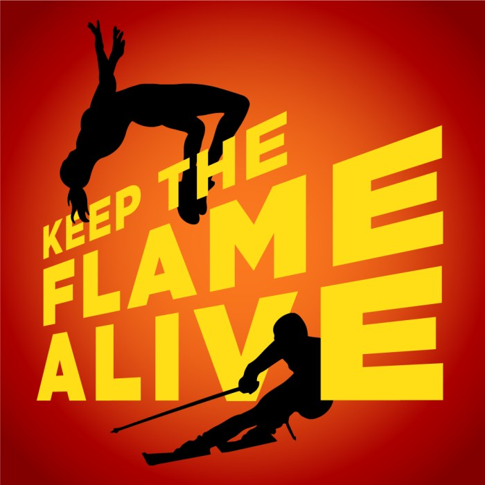Keep the Flame Alive: The Podcast for Olympics Fans