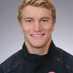 Connor Fields, Olympic gold medalist in BMX racing. Photo: Team USA
