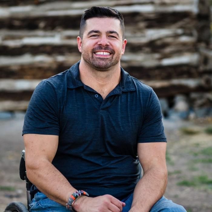 Michael Murphy, Paralympic hopeful in Para Alpine Skiing