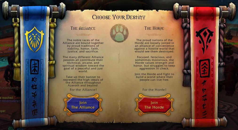 Destiny Choice
