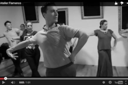 André Pimentel, bailarino e coreógrafo flamenco há 18 anos