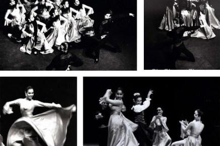 Poesia em homenagem aos 25 anos da Cia. Chama Flamenca