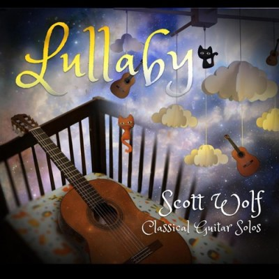 Lullaby - Scott Wolf Classical Guitar Solos