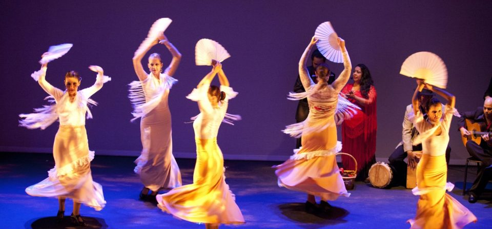 Beginner Flamenco Classes