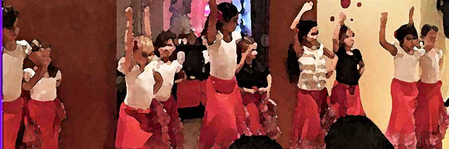 Kids Flamenco (Flamenquitas)