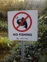 No pesques en el estanque del vecino