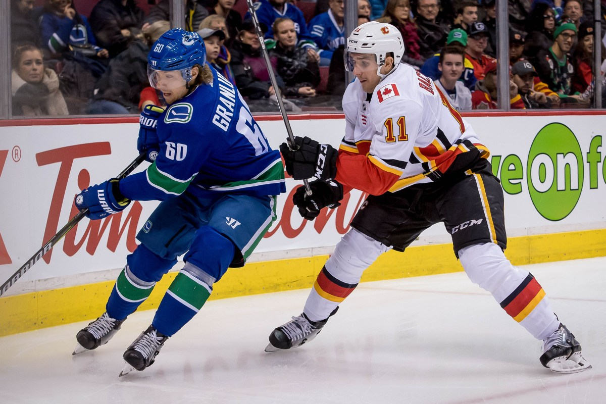 What Is The Flames Biggest Recent Rival Canucks Or Oilers Flamesnation