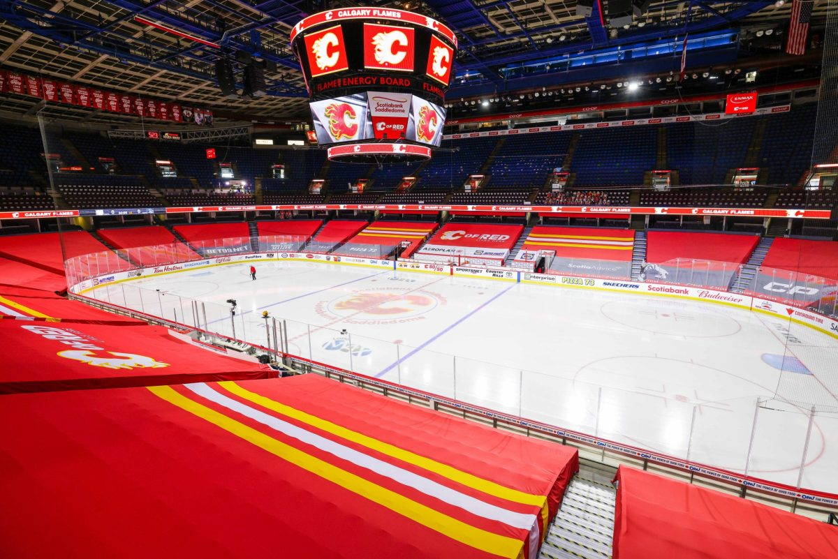 Flames select Jack Beck at 168th overall