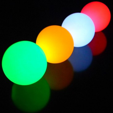 LED Glow Contact Juggling Ball led glow contact juggling ball 100mmbag
