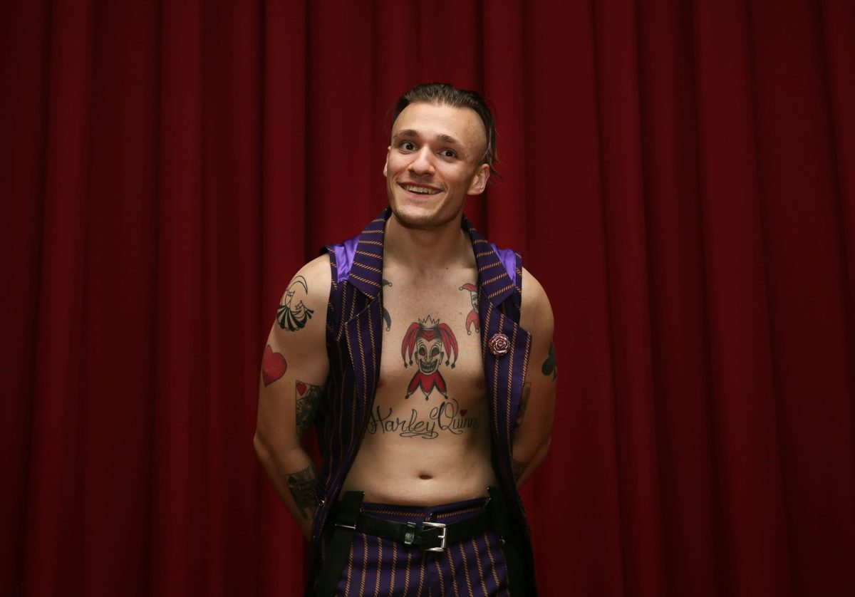 Jo Kerr Pittsburgh Circus Entertainer