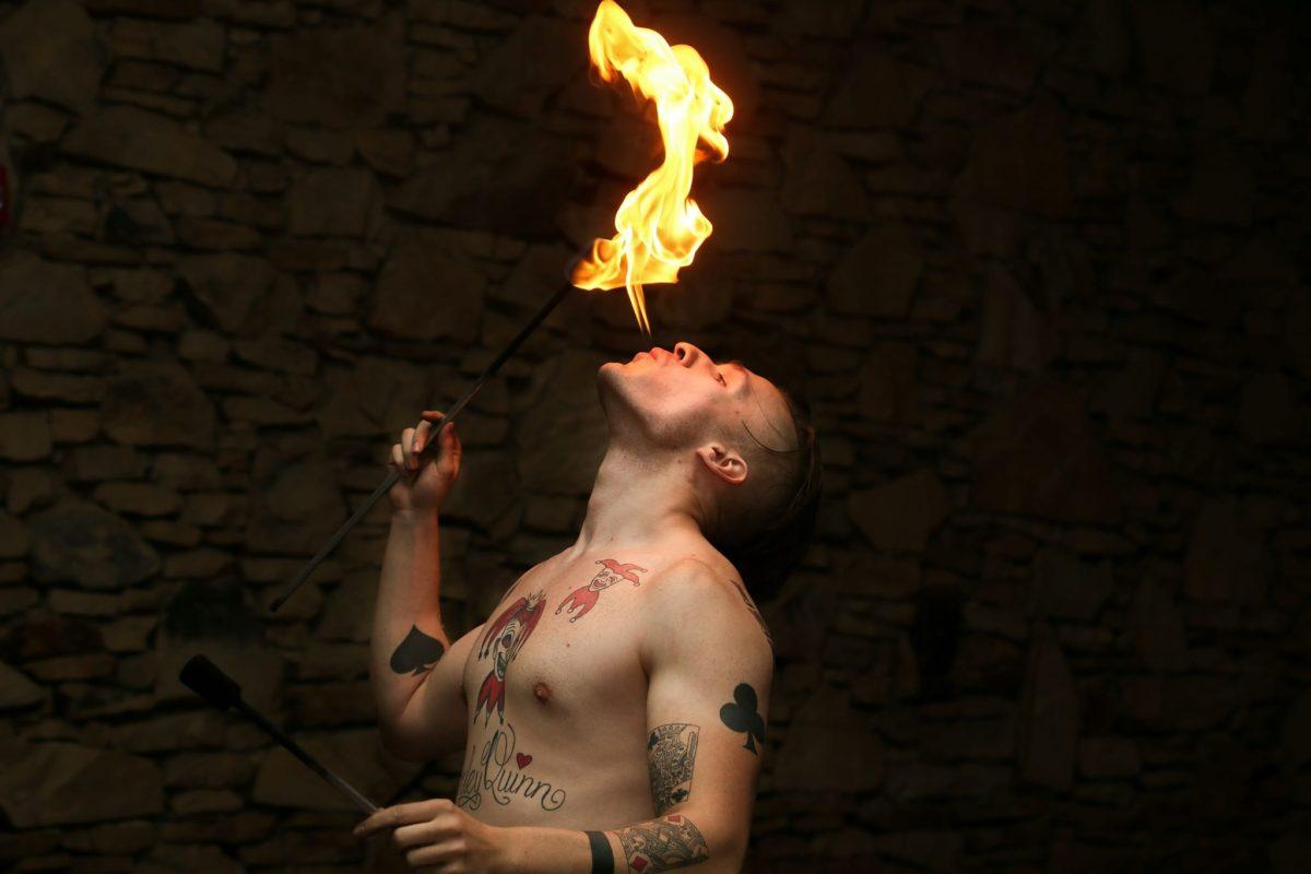 Jo Kerr Pittsburgh Fire Entertainment