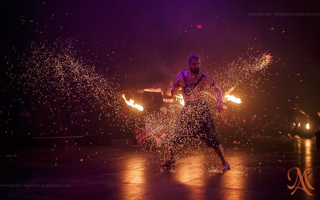 Montreal Fire Show Dart Vapor Flamewater Circus (2)