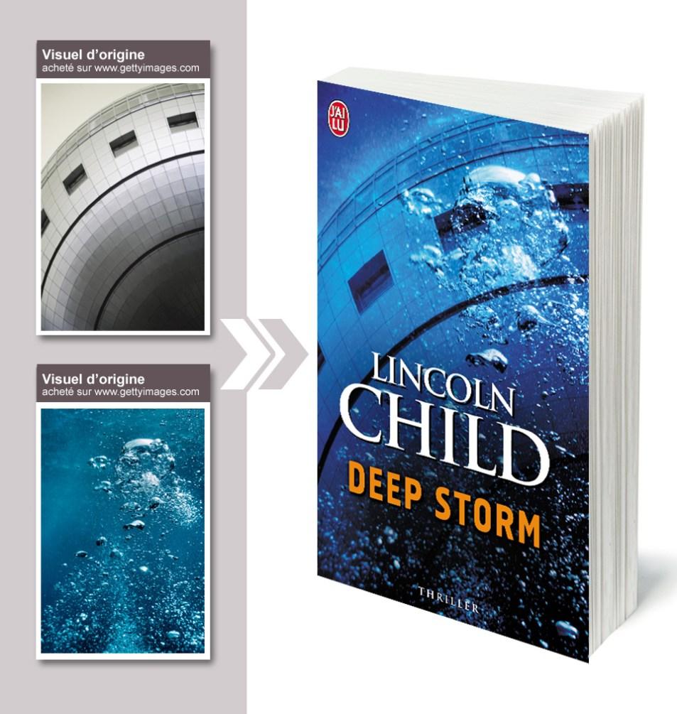 Deep Storm - Lincoln Child